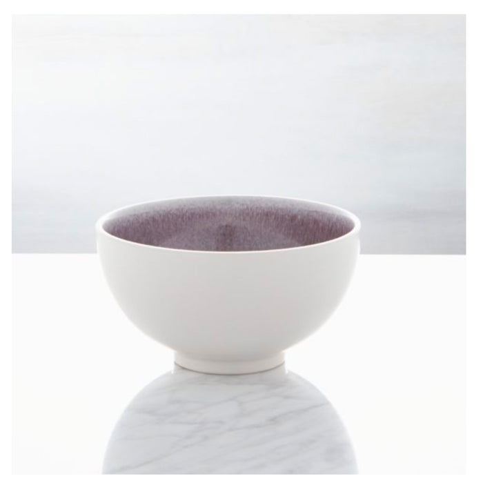 Jars Tourron Soup Bowl Purpe 14cm 24 oz. Reactive gGaze Finish - Image 2