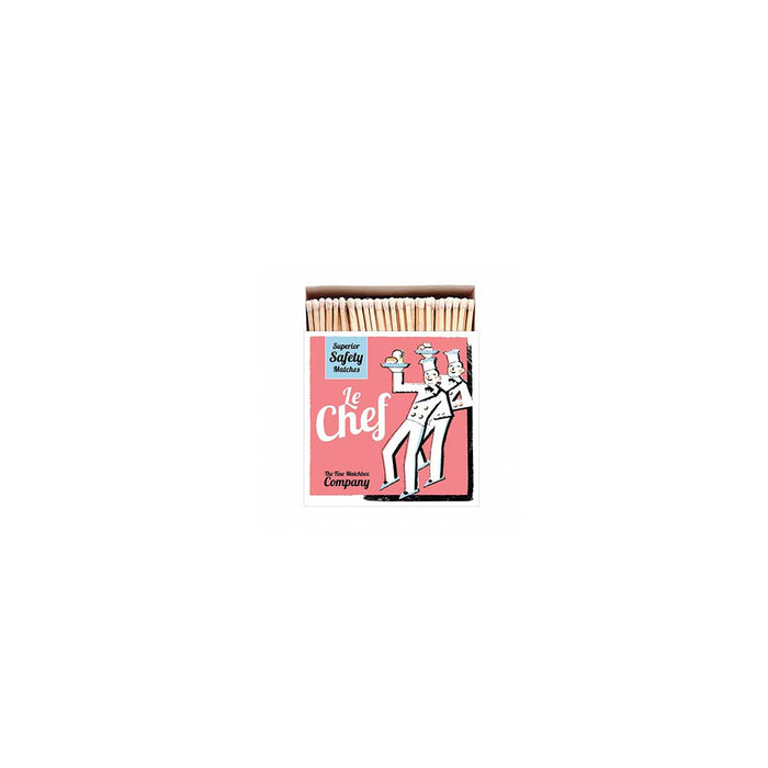 Le Chef Luxury Safety Matches - Image 1