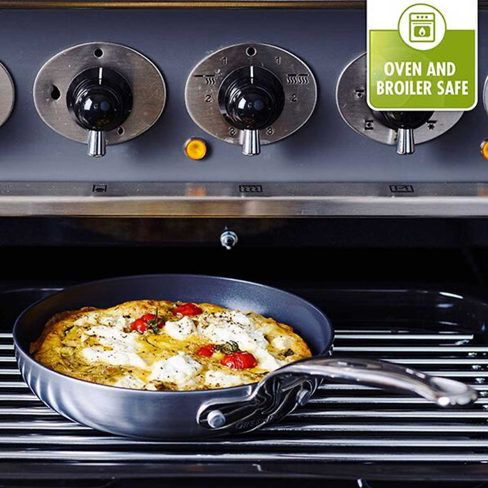 GreenPan Barcelona Frypan 24cm Evershine - Image 3
