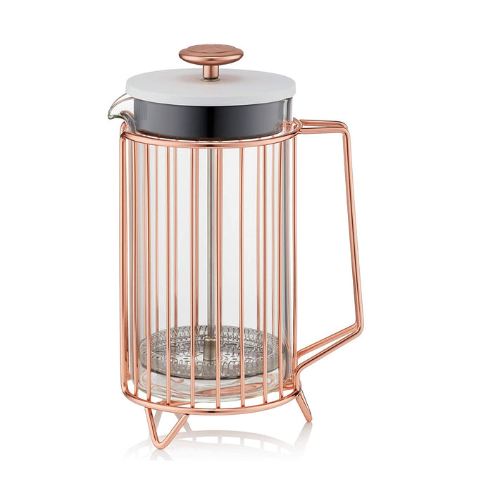 Barista & Co CD 8 Cup Corral Coffee Copper-French Press Aluminium - Image 3