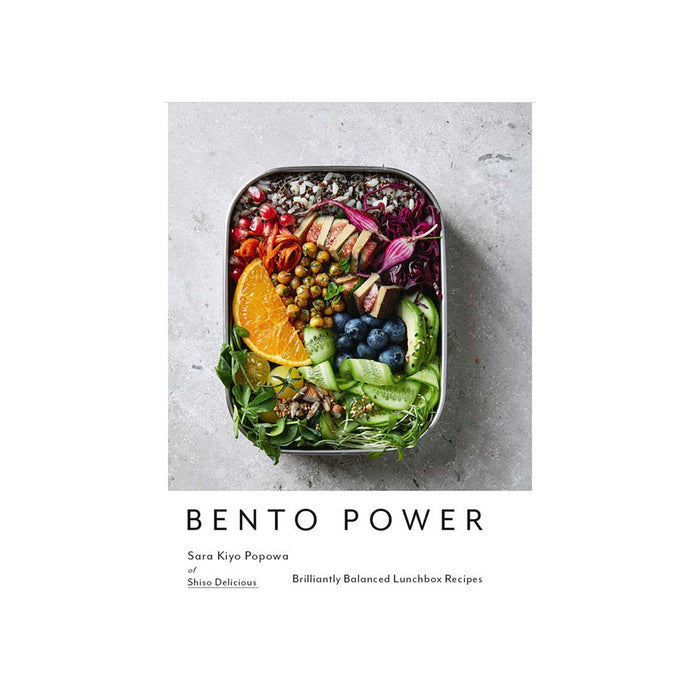 Bento Power Brilliantly Balanced Lunchbox Recipes - Image 1