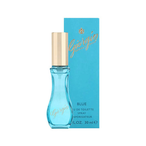 Genuine Perfume Giorgio Beverly Hills Giorgio Blue EDT Spray 30ml - Image 1