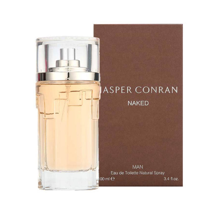Jasper Conran Naked Man Eau De Toilette Spray 100ml For Him - Image 1