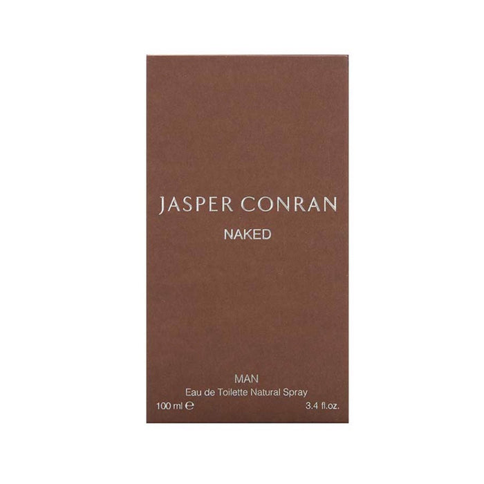 Jasper Conran Naked Man Eau De Toilette Spray 100ml For Him - Image 2