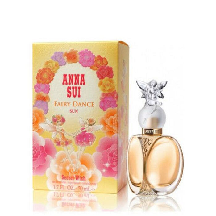 Perfume ANNA SUI Fairy Dance Sun Secret Wish Eau de Toilette Spray 50ml For Her - Image 1