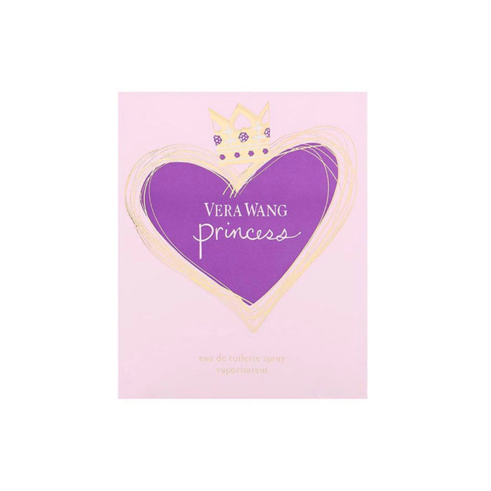 Perfume Vera Wang Princess Eau de Toilette Spray 50ml For Her - Image 2