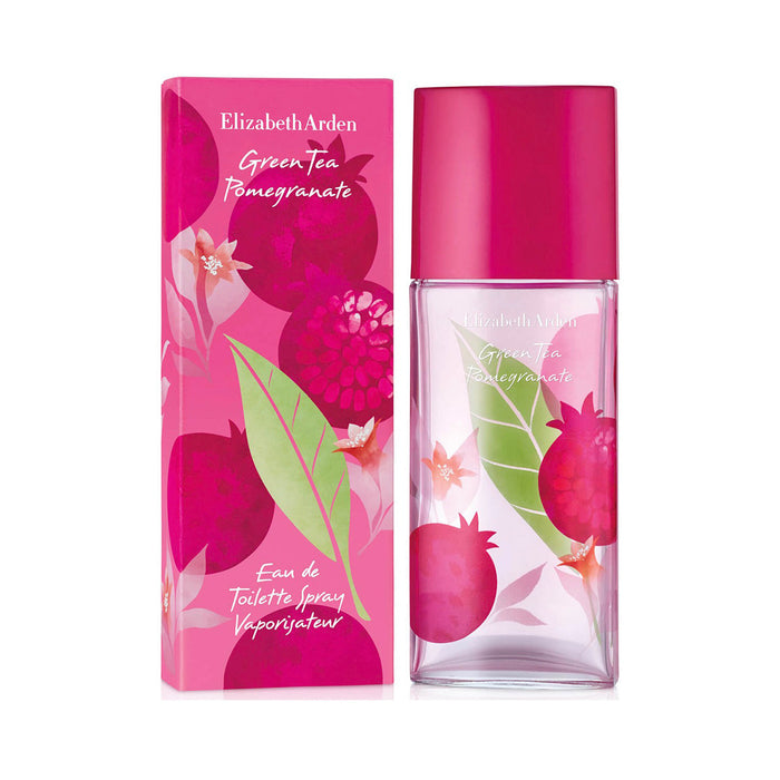 Genuine Perfume Elizabeth Arden Green Tea Pomegranate Eau de Toilette 100ml - Image 2