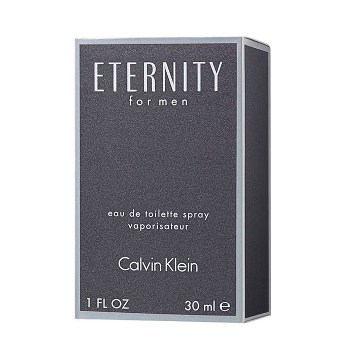 Calvin Klein Eternity Men Eau de Toilette Spray 30ml For Him - Image 2