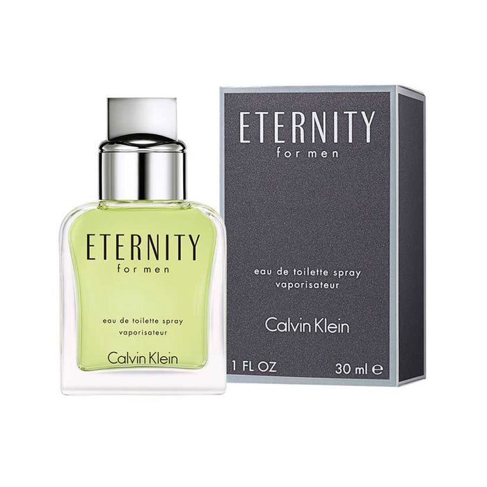 Calvin Klein Eternity Men Eau de Toilette Spray 30ml For Him - Image 3