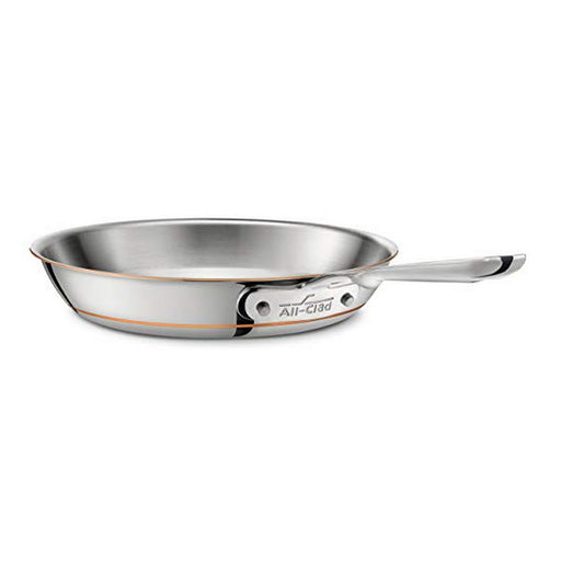All-Clad Fry Pan Copper Core 10 inch 25cm Induction Compatible - Image 1