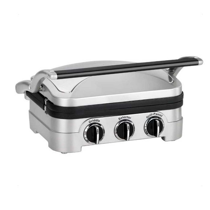 Cuisinart Griddle & Grill GR4CU Reversible Plates - Image 1