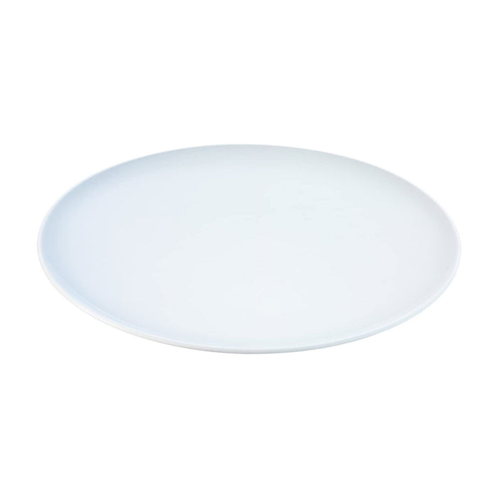 LSA International DI23 Dine Lunch/Breakfast Plate Coupe Ø24cm x 4 - Image 1