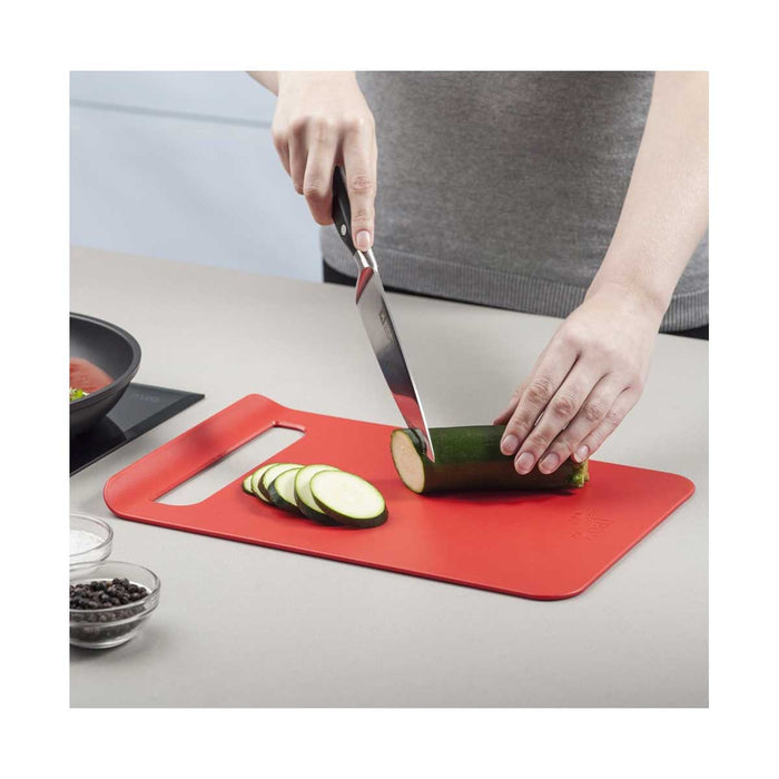 Zeal Chopping Board Straight to Pan Slip Large 32.5cm x 22cm - Image 2