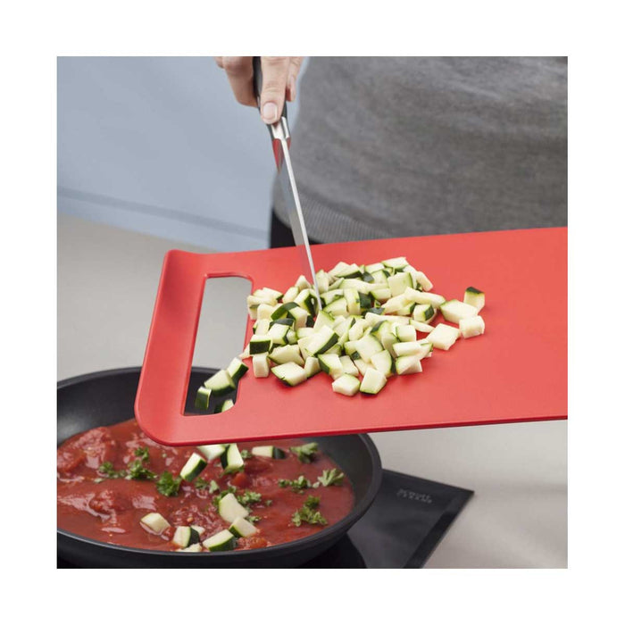 Zeal Chopping Board Straight to Pan Slip Large 32.5cm x 22cm - Image 5