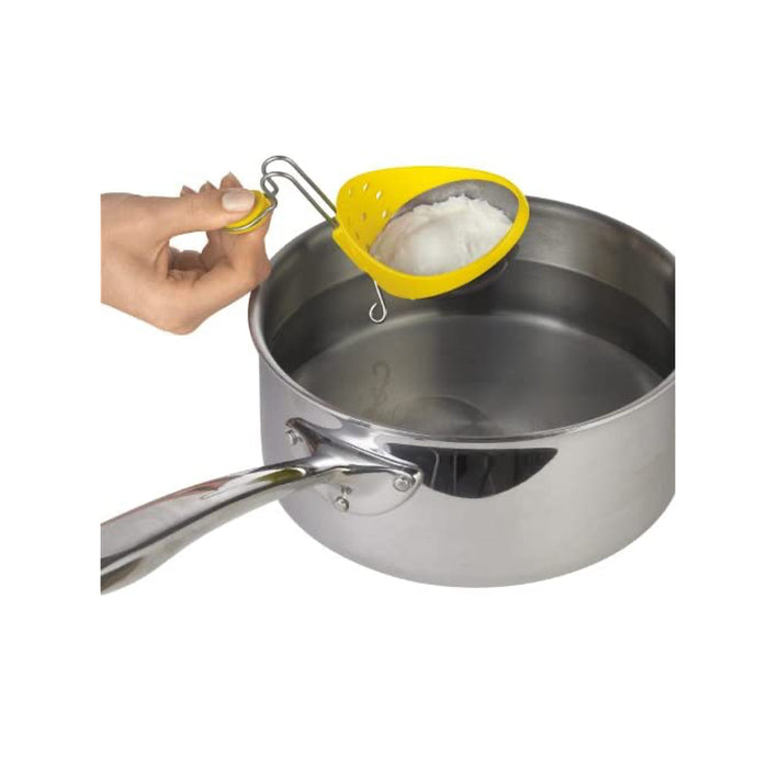 Cuisipro Egg Poacher of Stainless Steel - Image 3