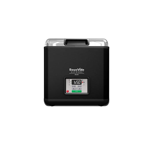 SousVide Supreme Water Oven 9l SVS09L Demi Coated Steel Black Finish - Image 1