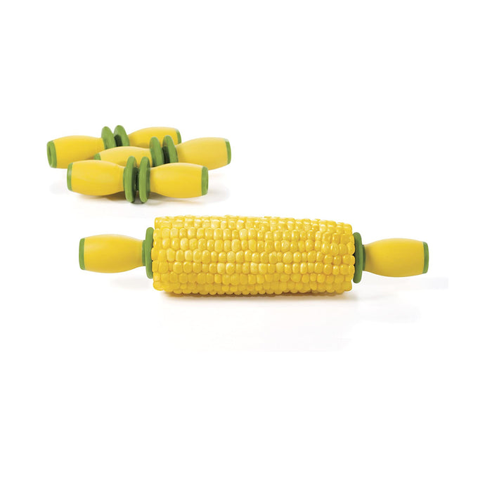 OXO Good Grips Interlocking Corn Holders - Yellow - Image 3