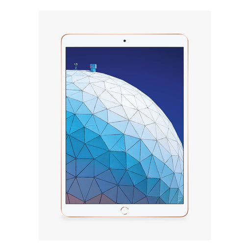 "2019 Apple Ipad air Tablet 10.5""A12 bioniciOS Wifi 256GB Gold - Image 1"