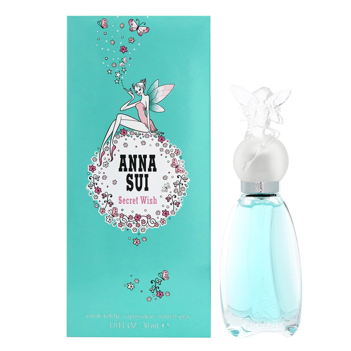 Perfume Anna Sui Secret Wish Eau de Toilette Spray 30ml For Her - Image 3