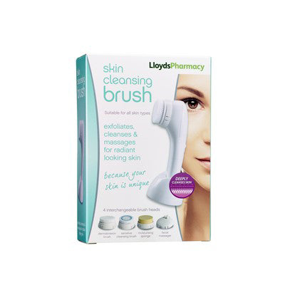 Lloydspharmacy Skin Cleansing Brush - Image 1