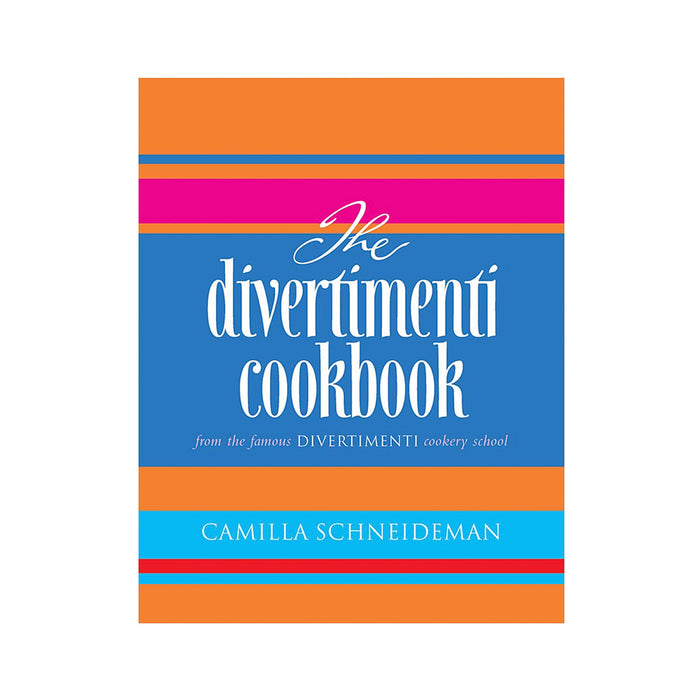 The Divertimenti Cookbook Recipes Hardcover – 10 May 2007 - Image 1