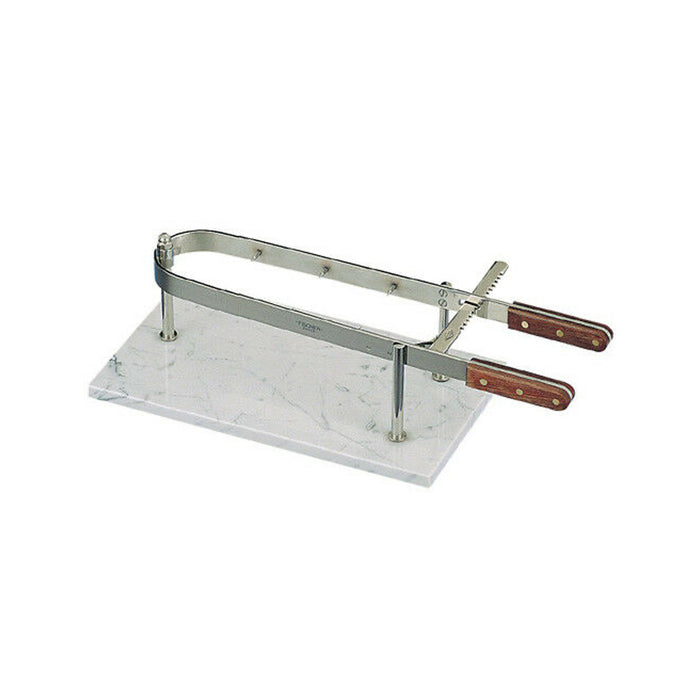 Ham Stand Holder With Marble Base 18x10x7 inches With Internal Spikes End lock - Image 1