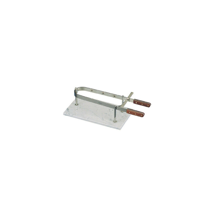 Ham Stand Holder With Marble Base 18x10x7 inches With Internal Spikes End lock - Image 2