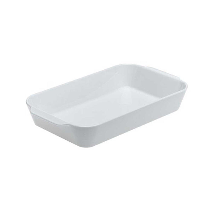 Pillivuytp Baking Dish Large Deep 44x26x7cm White Porcelain Extremely Durable - Image 1