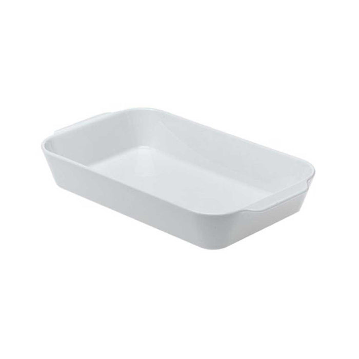 Pillivuytp Baking Dish Large Deep 44x26x7cm White Porcelain Extremely Durable - Image 2