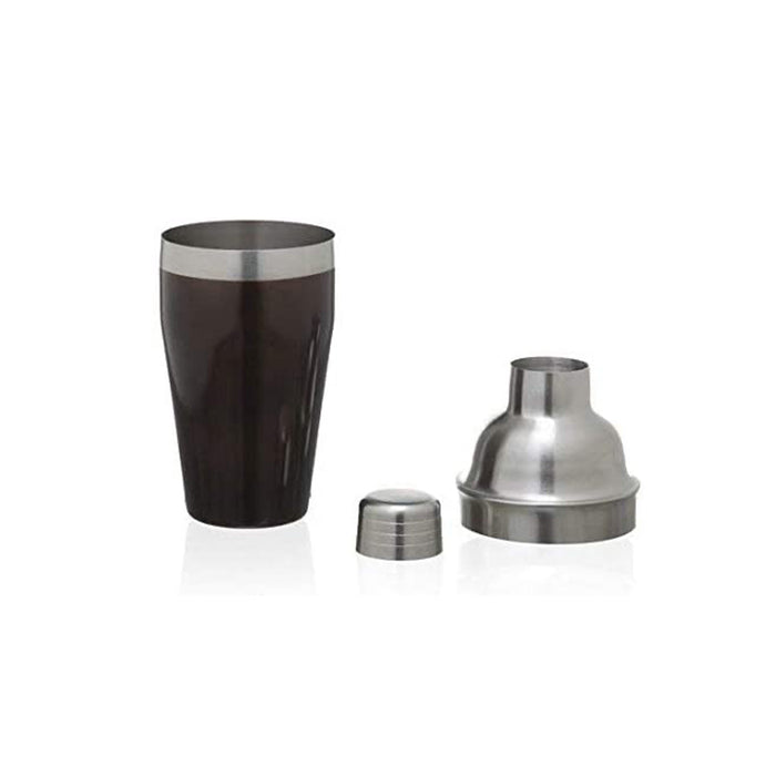 Vacu Vin Cocktail-Shaker Stainless Steel Brown/Silver 8.8x8.8x21.6 cm - Image 3