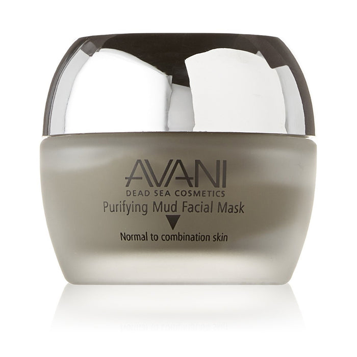 Avani Purifying Mud Facial Mask Rich in Dead Sea Minerals and Essential Oils - Image 2