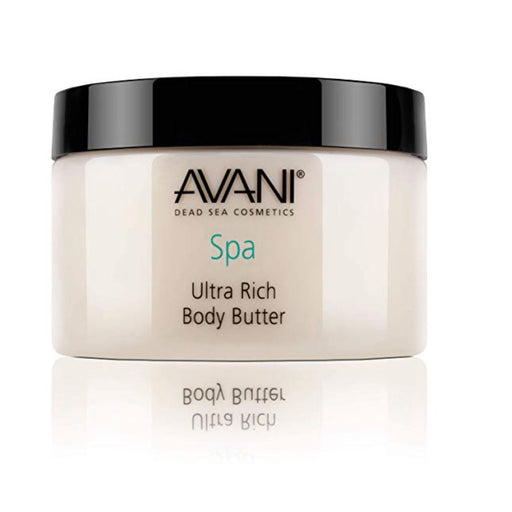 Avani Classic Dead Sea Ultra Rich Citrus Vanilla Body Butter 265g/9.34 oz. - Image 1