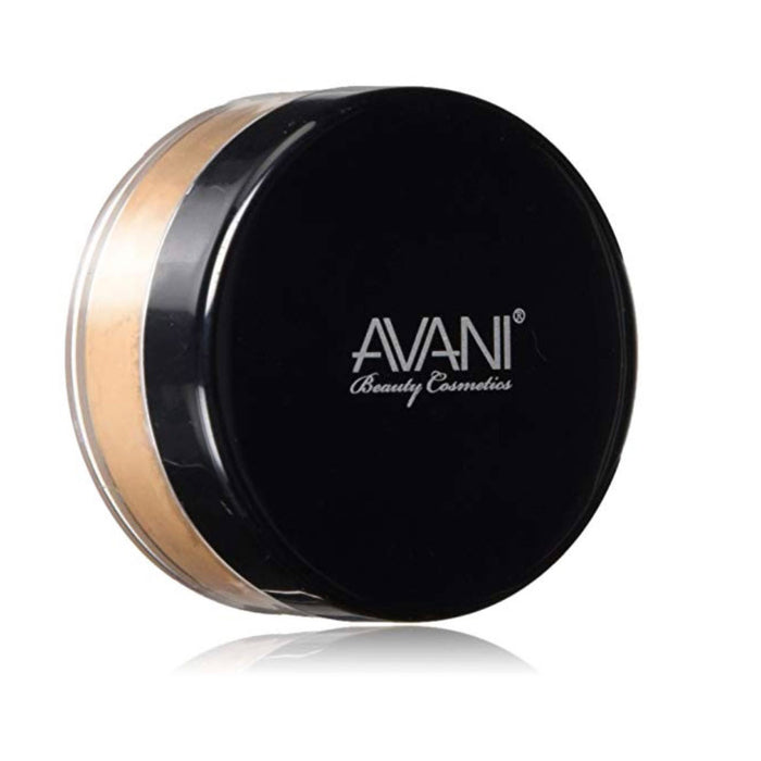 Avani Mineral Foundation Powder - MF5 - Medium All-natural, Oil-Free Powder - Image 1