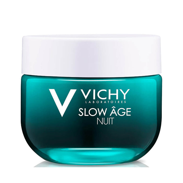 Vichy Slow Age Night Cream and Mask 50ml - Image 1