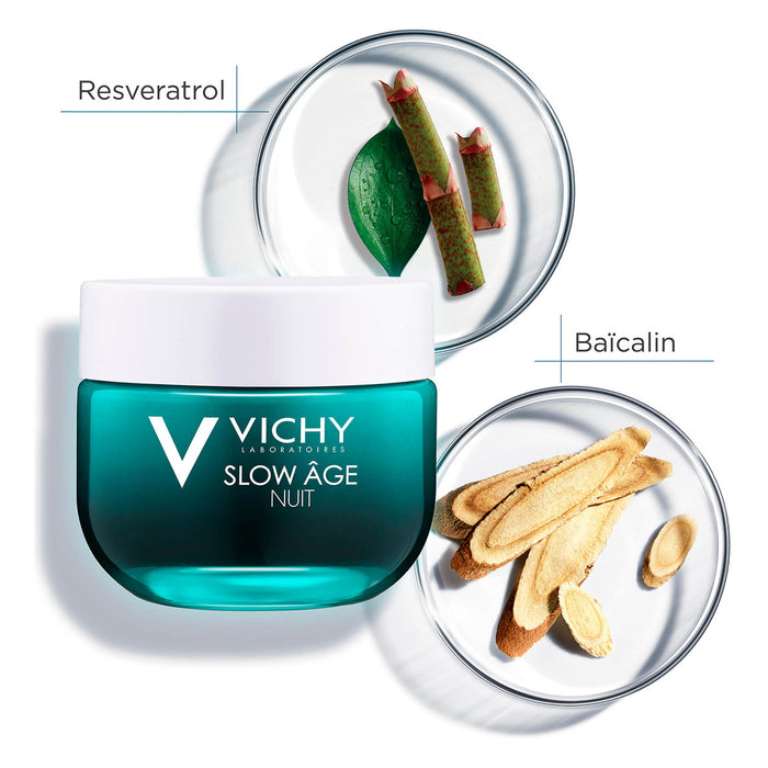 Vichy Slow Age Night Cream and Mask 50ml - Image 4