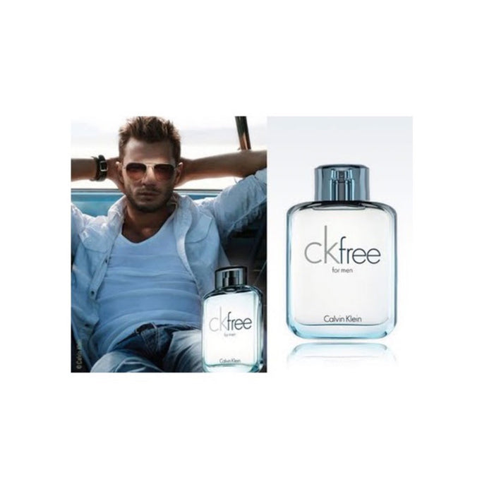 Calvin Klein CK Free Eau de Toilette for Him 100ml For Him - Image 3