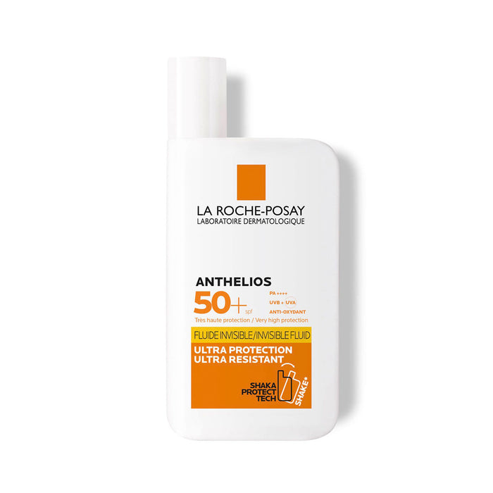 La Roche Posay Anthelios Shaka Ultra Light Fluid Tinted SPF50 50ml - Image 1