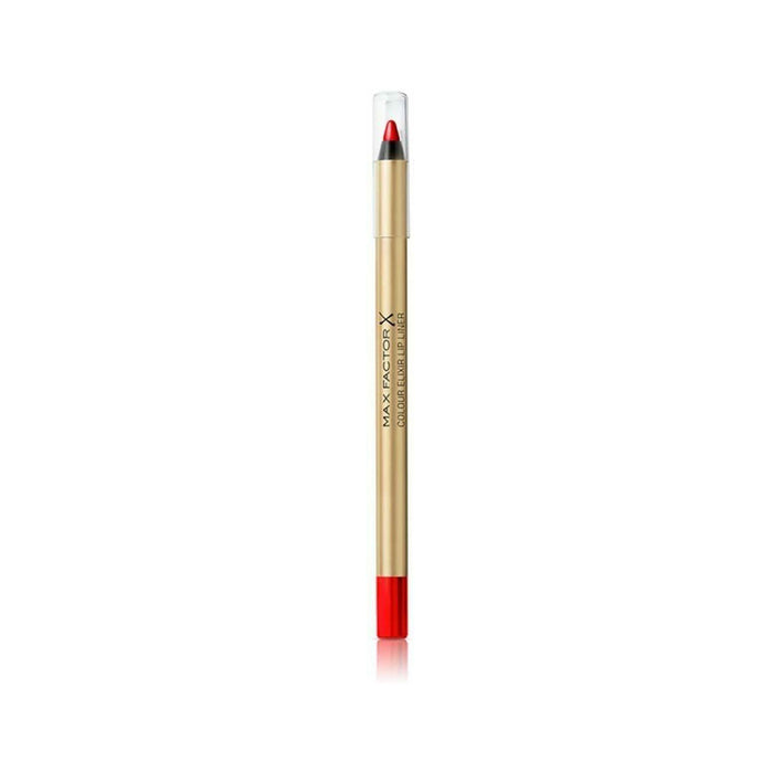 Max Factor Colour Elixir Lip Liner - 10 Red Rush - Image 1