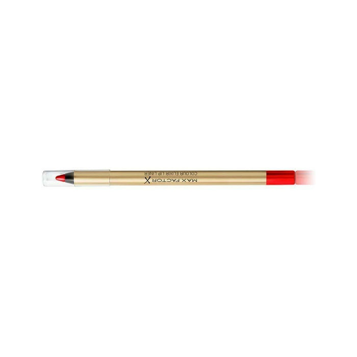 Max Factor Colour Elixir Lip Liner - 10 Red Rush - Image 2