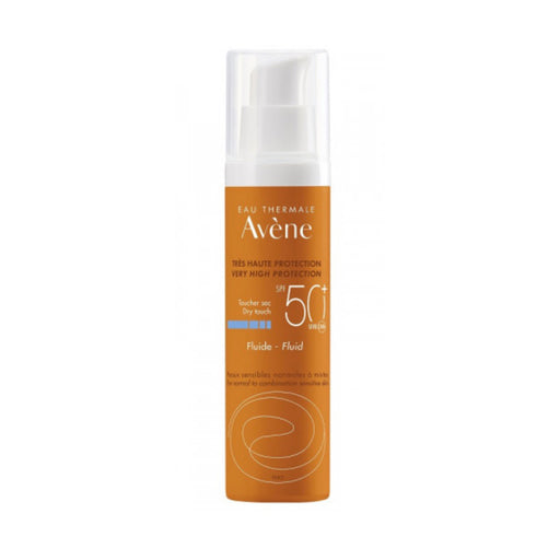 Avene Very High Protection Dry Touch Fluid SPF50 50ml - Image 1