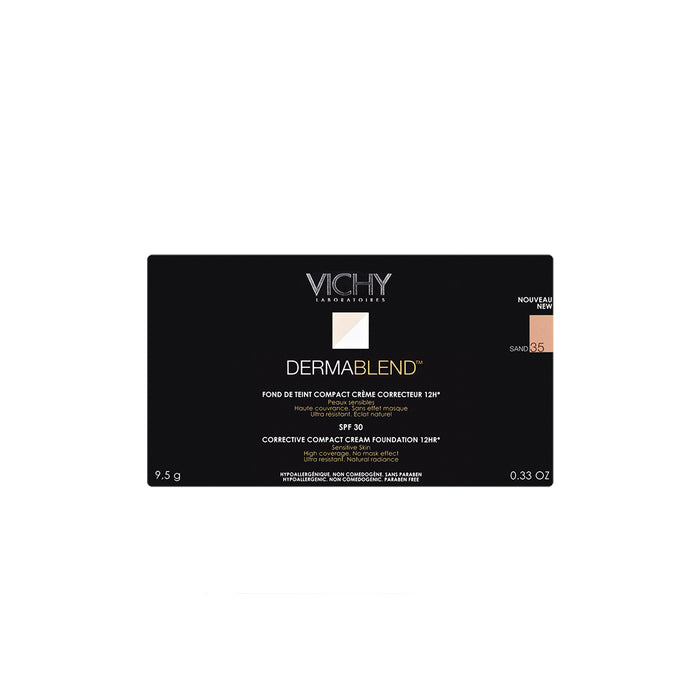 Vichy Dermablend Compact Cream Foundation 10ml - Image 2