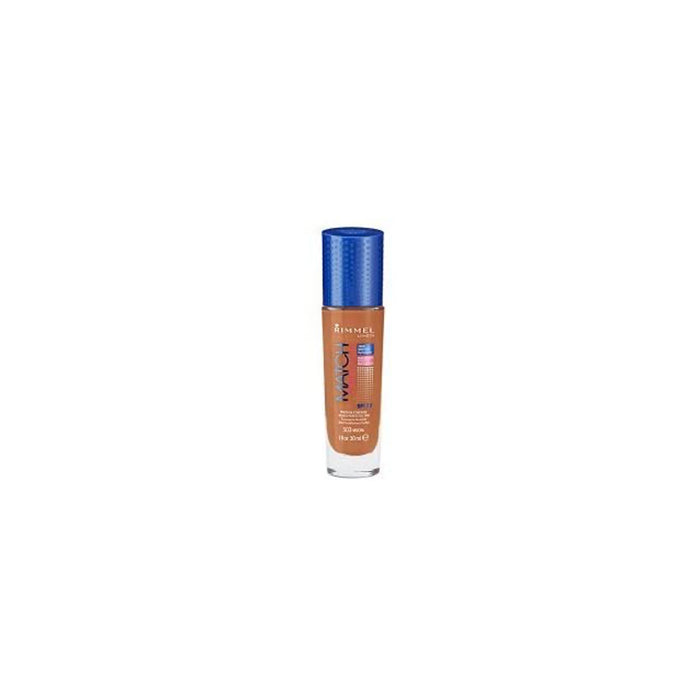Rimmel Match Perfection Foundation + Concealer in Mocha - Image 2