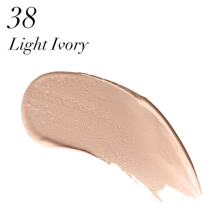 Max Factor Miracle Touch Foundation New and Improved Formula 38 Light Ivory - Image 4