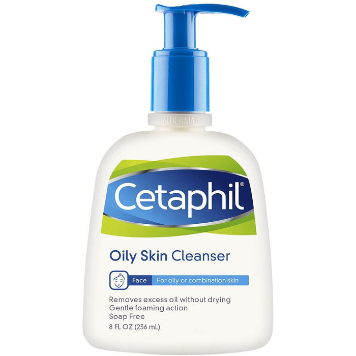 Cetaphil Oily Skin Cleanser 236ml - Image 2