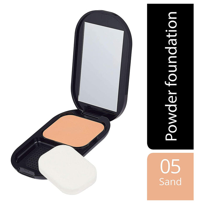 Max Factor Facefinity Compact Foundation, SPF 20, Number 005, Sand, 10 g - Image 3