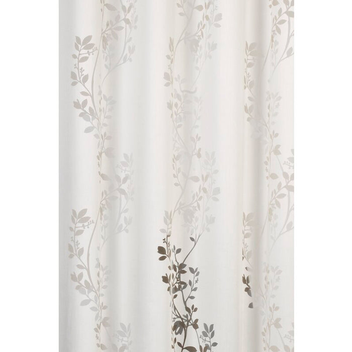 Balmorhea Eyelet Curtain Semi Sheer Single Beige 140 x 255cm - Image 2