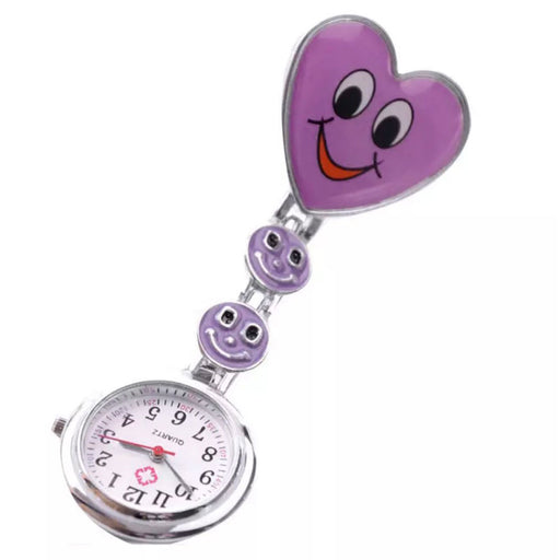 Nurse Brooch Fob Tunic Watch - Image 1