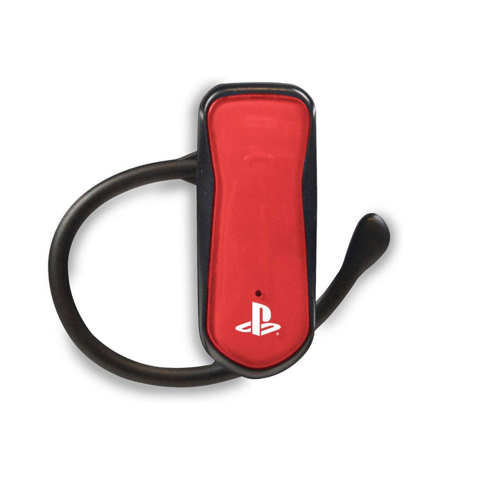 PlayStation 3 4 Gamers - Oreillette Bluetooth Headset Rouge pour Sony PS3 Red - Image 2