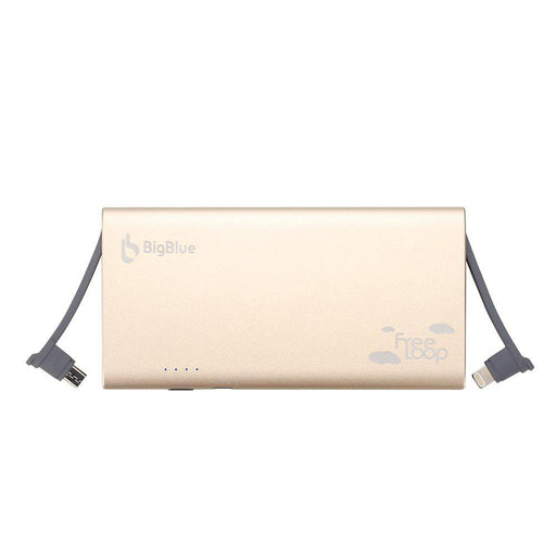 BigBlue Mfi Certified 5000 mAh Power Bank - Image 1