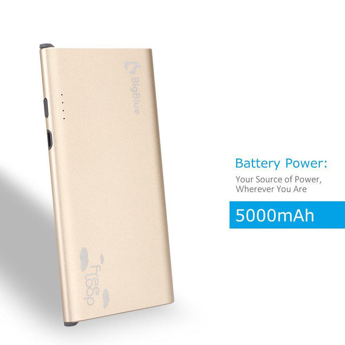 BigBlue Mfi Certified 5000 mAh Power Bank - Image 2